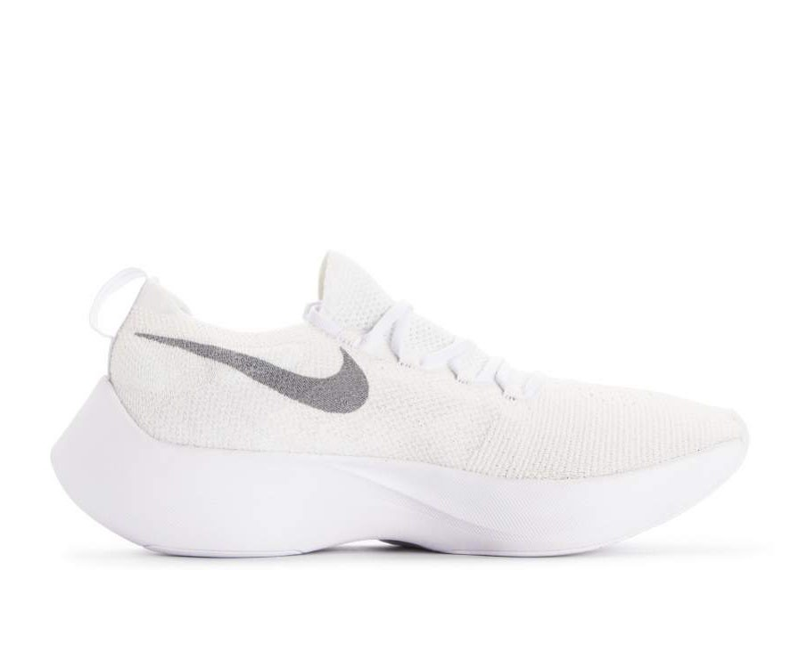 AQ1763-100 Nike Vapor Street Flyknit Chaussures - Blanche/Grise