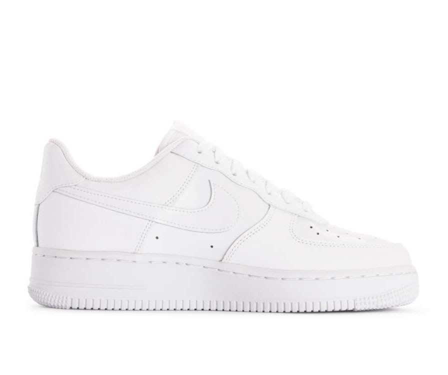 AH0287-100 Nike Femme Air Force 1 '07 Chaussures - Blanche/Blanche