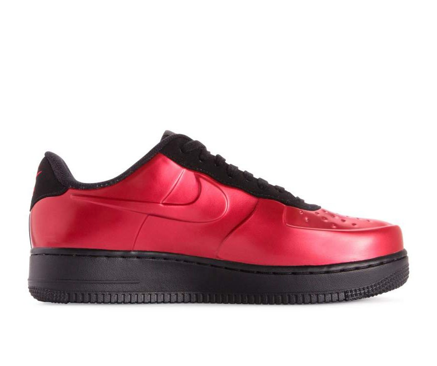 AJ3664-601 Nike Air Force 1 Foamposite Pro Cupsole - Gym Rouge/Noir