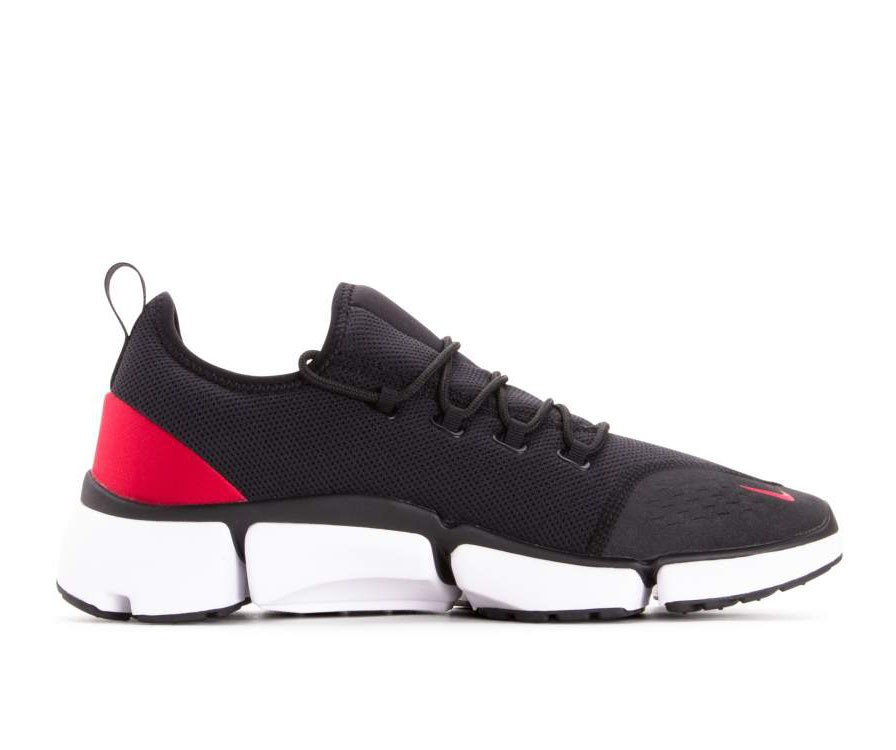 AJ9520-003 Nike Pocket Fly Dm Chaussures - Noir/Blanche-Rouge