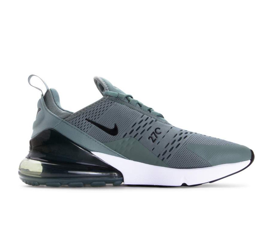 AH8050-300 Nike Air Max 270 Chaussures - Vert/Noir/Deep Jungle