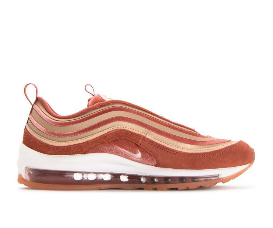 AH6805-200 Nike Femme Air Max 97 Ultra Lux - Dusty Peach/Blanche-Beige