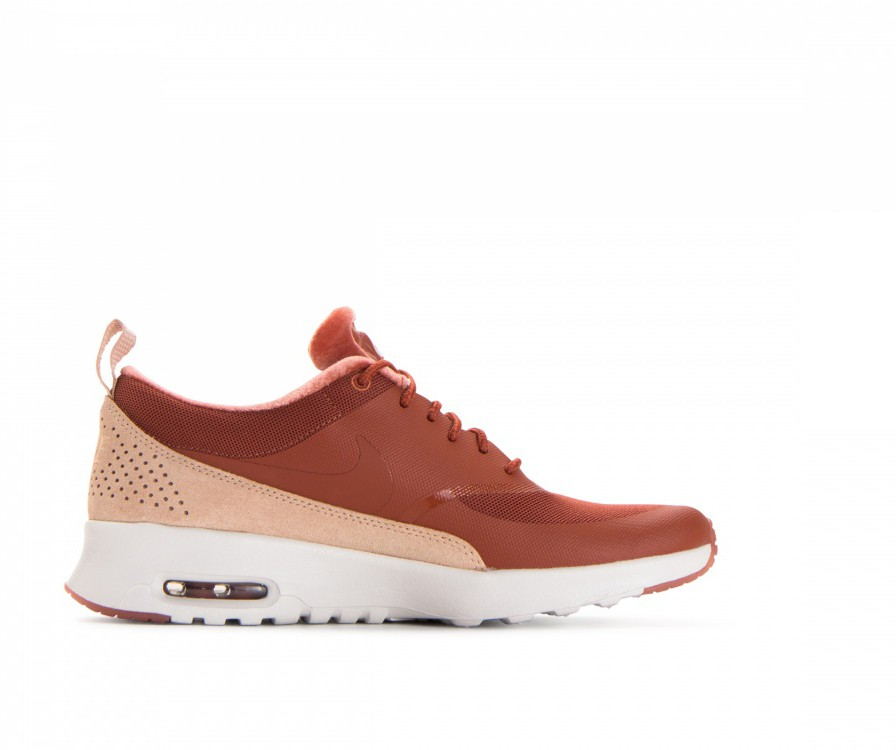 881203-201 Nike Femme Air Max Thea LX - Dusty Peach/Dusty Peach-Beige