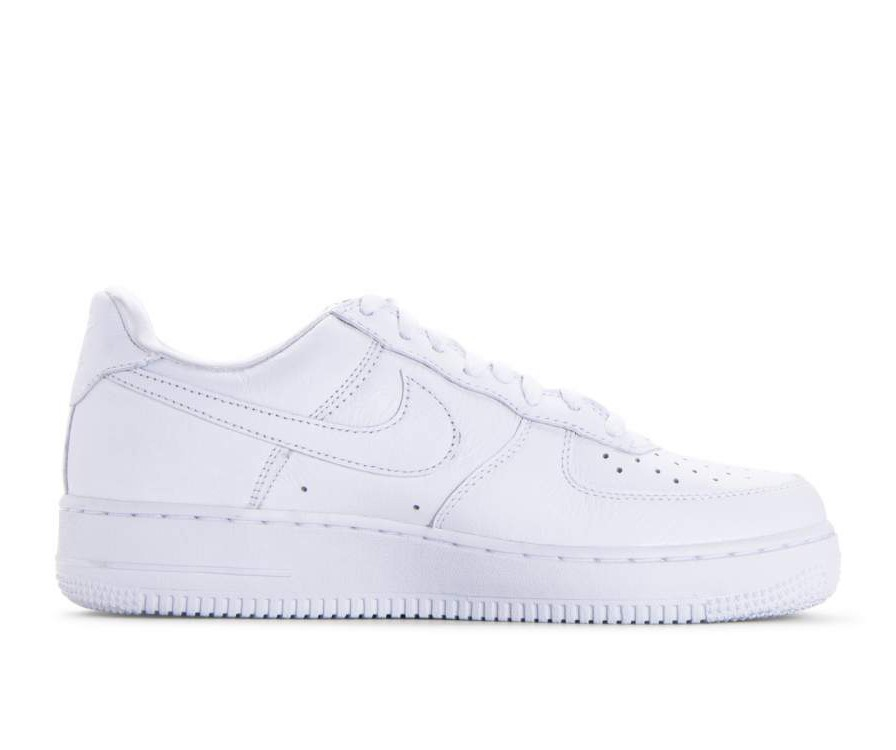 AO1070-101 Nike Air Force 1 - Blanche/Blanche