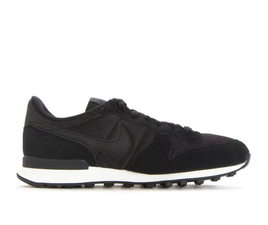AJ2024-002 Nike Internationalist SE Chaussures - Noir/Noir-Sail