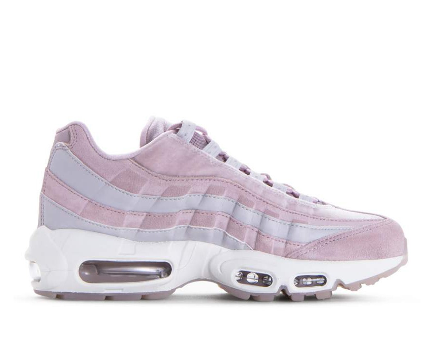 AA1103-600 Nike Femme Air Max 95 LX - Particle Rose/Particle Rose-Grise
