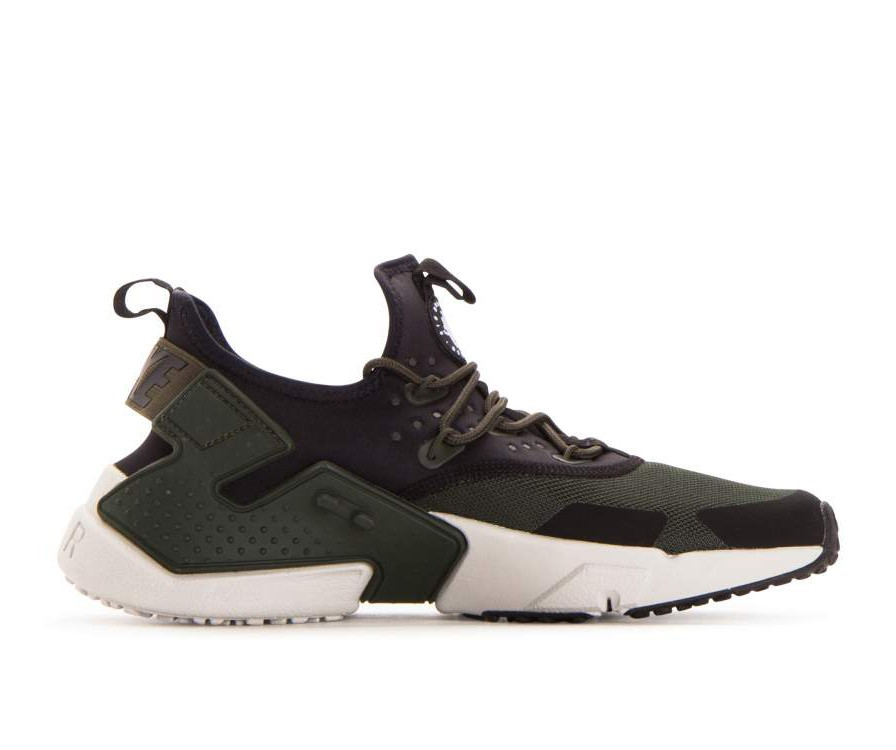 AH7334-300 Nike Air Huarache Drift - Sequoia/Light Bone-Noir-Blanche