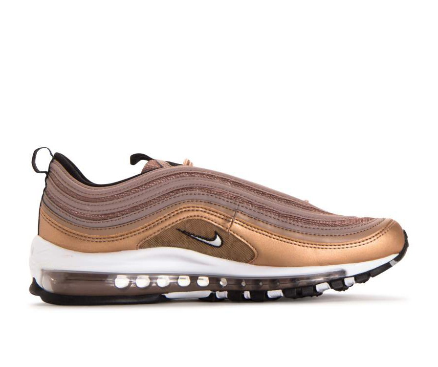 921826-200 Nike Air Max 97 - Desert Dust/Blanche-Metallic Rouge Bronze