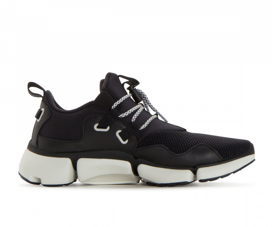 898033-005 Nike Pocket Knife DM Chaussures - Noir/Grise-Grise-Sail