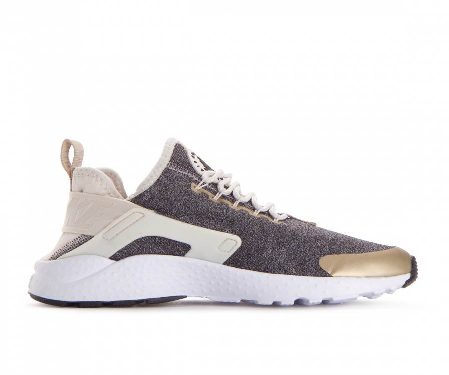859516-102 Nike Femme Air Huarache Run Ultra SE - Marron/Marron-Blur-Noir