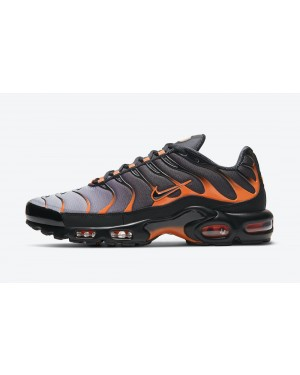 DD7111-002 Nike Air Max Plus Chaussures - Noir/Orange