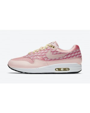 "CJ0609-600 Nike Air Max 1 ""Pink Lemonade"" - Atmosphere/Atmosphere-Blanche"