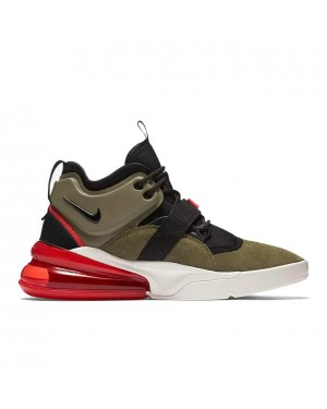 AH6772-200 Nike Air Force 270 - Olive/Rouge/Sail/Noir