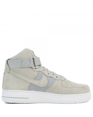 315121-041 Nike Air Force 1 High '07 - Pure Platinum/Grise-Blanche