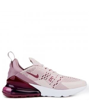 AH6789-601 Femme Nike Air Max 270 - Barely Rose/Vintage Wine