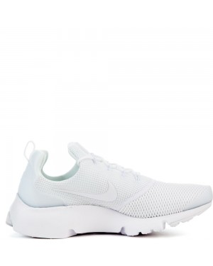 910569-101 Nike Presto Fly Chaussures - Blanche/Blanche-Blanche