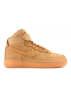 Nike Air Force 1 High LV8 Femme Marron/Marron/Vert 807617-200