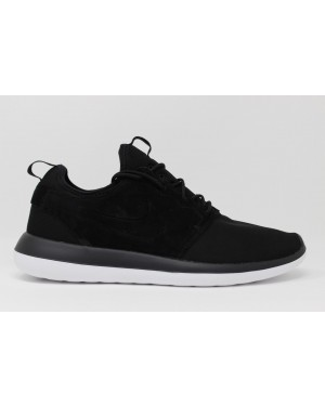 Nike Roshe Two BR (Noir/Blanche) Chaussures 898037-001