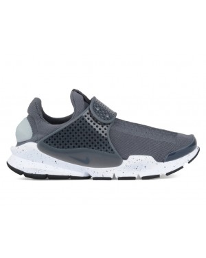 Nike Sock Dart Chaussures Grise/Grise/Blanche 819686-003