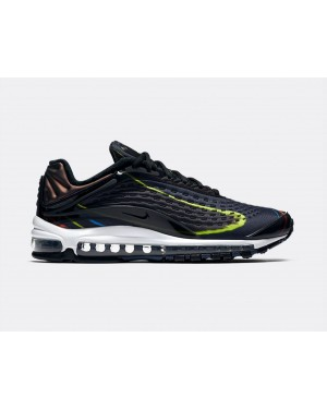 AJ7831-001 Nike Air Max Deluxe - Noir/Midnight Navy-Argent