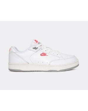AA8005-103 Nike Grandstand II Premium - Blanche/Rouge-Grise