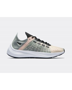 AO3170-300 Nike Femme EXP-X14 Chaussures - Vert/Blanche-Rose