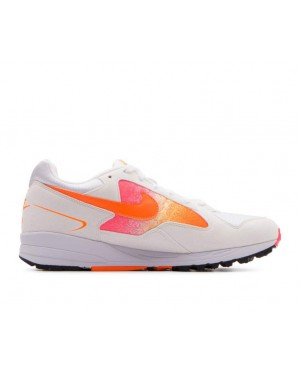 AO1551-106 Nike Air Skylon II Chaussures - Blanche/Orange-Rose