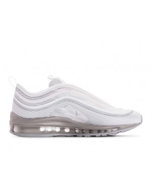918356-008 Nike Air Max 97 Ultra Chaussures - Pure Platinum/Pure Platinum