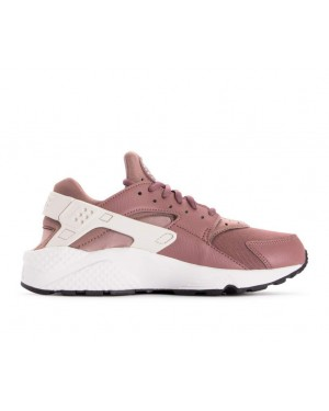 634835-203 Nike Femme Air Huarache Run - Smokey Mauve/Blanche-Diffused Taupe