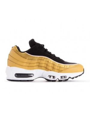 AA1103-701 Nike Femme Air Max 95 LX - Wheat Gold/Wheat Gold-Noir-Guava Ice