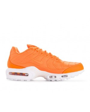 862201-800 Nike Femme Air Max Plus SE JDI - Orange/Blanche-Noir