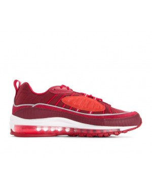 AO9380-600 Nike Air Max 98 SE Chaussures - Rouge/Rouge