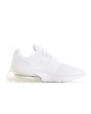AH8050-101 Nike Air Max 270 Chaussures - Blanche/Blanche-Blanche