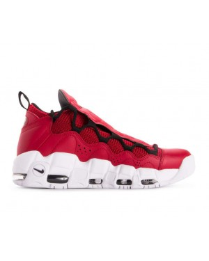 AJ2998-600 Nike Air More Money Chaussures - Gym Rouge/Noir-Blanche
