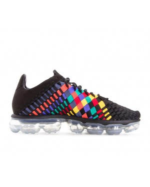 AO2447-001 Nike Air Vapormax Inneva - Noir/Bleu/Orange