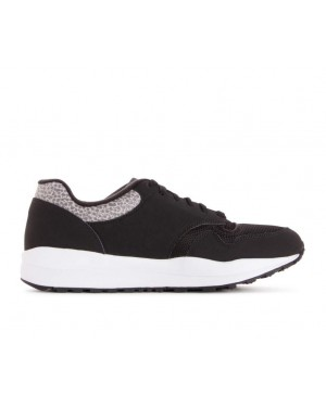 the latest c0edc 0bf53 371740-009 Nike Air Safari Chaussures - Noir Blanche Noir ...