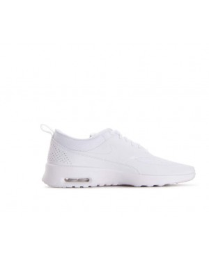 newest 98b35 0eecc 599409-110 Nike Femme Air Max Thea Chaussures - Blanche Blanche Pure  Platinum ...