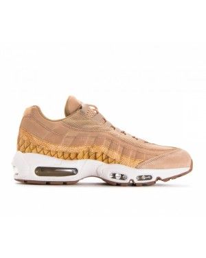 924478-201 Nike Air Max 95 Premium SE - Vachetta Tan/Or